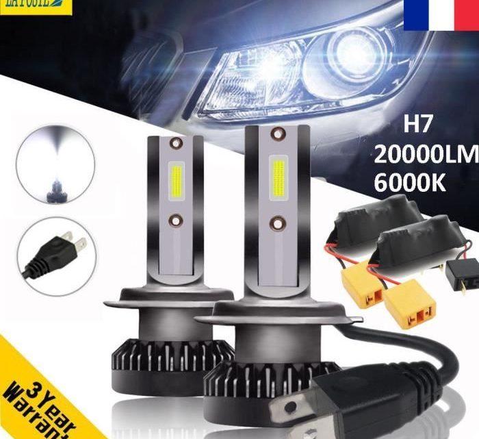 Pourquoi choisir des ampoules H7 Led ?