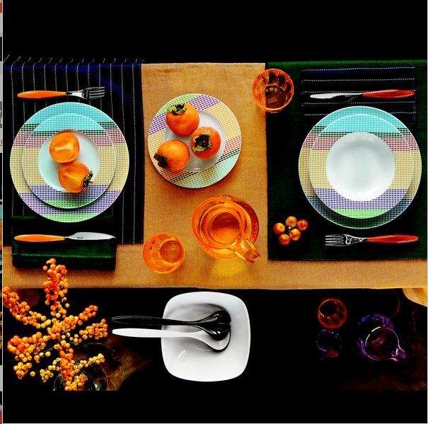 Des idées faciles pour décorer une table à manger